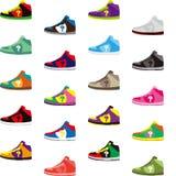 Αθλητικά παπούτσια Στοκ Φωτογραφία