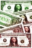 деньги предпосылки Стоковое Фото