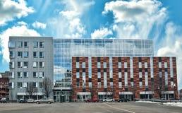 Офисное здание Стоковые Фотографии RF
