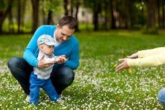 Πατέρας Στοκ εικόνες με δικαίωμα ελεύθερης χρήσης
