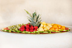 Еда доставки с обслуживанием Стоковые Изображения RF