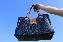 Τσάντα γυναικών Στοκ Φωτογραφία