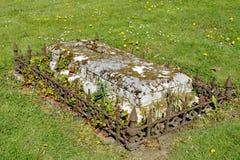 Υπαίθριος τάφος Στοκ Εικόνες