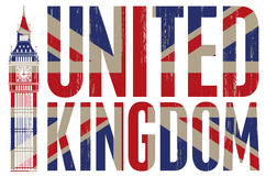 联合王国 免版税库存图片