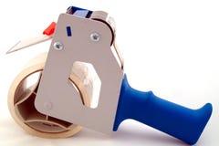 包装的磁带和分配器 免版税图库摄影