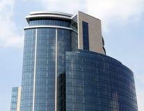 Современное офисное здание Стоковые Фотографии RF