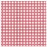 与特征模式的红色方格花布 免版税图库摄影