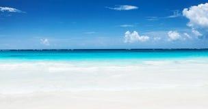 Красивый пляж Стоковая Фотография RF