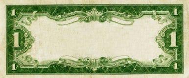рамка доллара Стоковые Фото