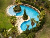 Μικρή πισίνα Στοκ Εικόνα