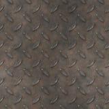 金刚石板材钢 免版税库存图片