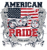 Американская гордость Стоковое Изображение RF