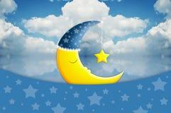 Спокойная ночь Стоковое Фото