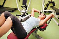 Потеха фитнеса Стоковые Фотографии RF