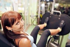 Потеха фитнеса Стоковая Фотография RF