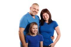 Οικογένεια Στοκ Φωτογραφίες