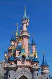 迪斯尼城堡 库存图片