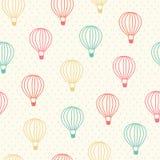 Картина воздушного шара Стоковая Фотография