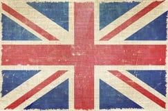 英国旗子 库存照片
