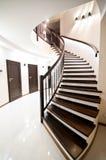 Спиральные лестницы Стоковое фото RF