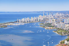 戈尔德比尤特,昆士兰,澳大利亚 免版税库存照片