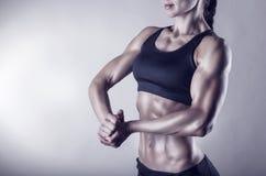 Женское тело Стоковое фото RF