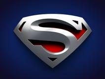 Супермен Стоковое Изображение
