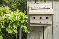 Дом птицы Стоковые Изображения RF