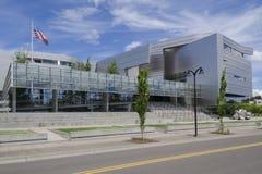 韦恩莱曼莫尔斯美国法院大楼 库存图片