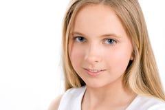 Красивая маленькая девочка Стоковое Изображение