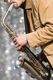 μουσικός Στοκ Φωτογραφία