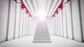 Путь вне к мечте Стоковое фото RF