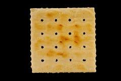 薄脆饼干撒盐饼干 免版税图库摄影