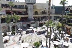 柯达剧院在加利福尼亚 免版税图库摄影