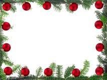圣诞节结构 免版税库存照片