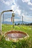 Оборудование метеорологической станции Стоковое Фото