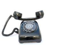 经典电话 库存照片