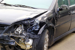 Автокатастрофа Стоковые Изображения