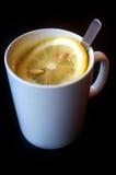 柠檬饮料 免版税图库摄影