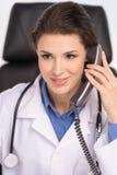 Βέβαιος γιατρός. Στοκ Εικόνες