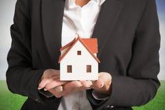 房地产开发商 库存图片