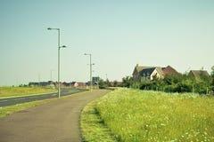 周期道路 免版税库存照片
