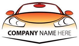 Логотип автомобиля Стоковое Фото
