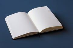 打开书 免版税库存图片