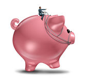 财务管理 库存照片