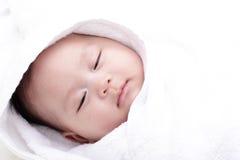 Спать младенец Стоковое фото RF