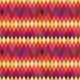 Картина абстрактного вектора безшовная Стоковое Изображение