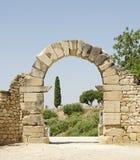罗马曲拱 库存图片