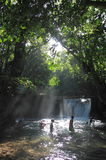 Κολυμπώντας σημείο Ινδονησία Στοκ εικόνα με δικαίωμα ελεύθερης χρήσης