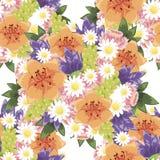 花纹花样 库存图片